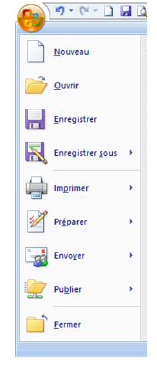 Ouvrir ou fermer un classeur sur Excel