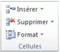 Insertion de feuilles sur Excel