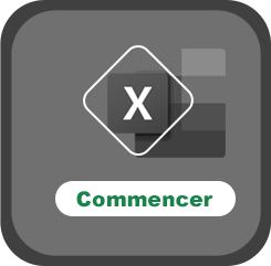Tutos'me Formations Logo Excel Noir&Blanc